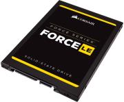 ssd corsair cssd f120gbleb force le series 120gb 25 sata3 tlc 7mm photo
