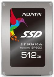 ssd adata premier pro sp920 512gb 25 ssd sata3 photo