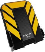 exoterikos skliros adata dashdrive durable hd710 25 portable hdd 500gb usb30 yellow photo