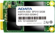 ssd adata premier pro sp310 msata 32gb sata3 photo