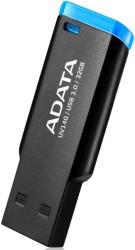 adata uv140 32gb usb30 flash drive black blue photo