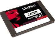 ssd kingston sv300s37a 240g ssdnow v300 240gb sata3 25 retail photo