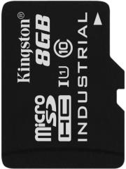 kingston sdcit 8gbsp 8gb industrial micro sdhc uhs i class 10 photo