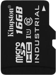 kingston sdcit 16gbsp 16gb industrial micro sdhc uhs i class 10 photo