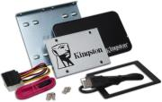 ssd kingston suv400s3b7a 960g ssdnow uv400 960gb 25 sata3 desktop notebook upgrade kit photo