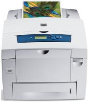 xerox phaser 8560n color laser printer photo