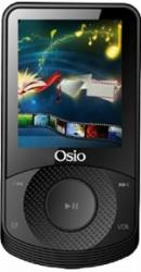 osio srm 8580b multimedia player 8gb black photo