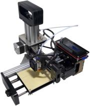 gembird 3dp hv 04 mini fdm 3d printer for pla filament photo