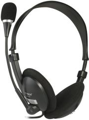 ms tech lm 105 stereo multimedia headset photo
