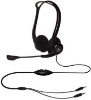logitech 981 000094 pc 860 stereo headset photo