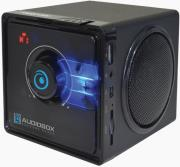 audiobox p3000 sdu portable speaker with built in fm radio black photo