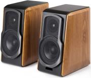 edifier s1000db hi fi 20 active bookshelf speakers brown photo