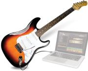 ion audio discover guitar usb photo