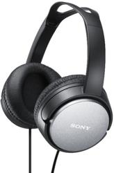sony mdr xd150 hi fi headphones black photo