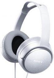 sony mdr xd150 hi fi headphones white photo