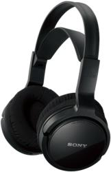 sony mdr rf811rk rf wireless headphones black photo