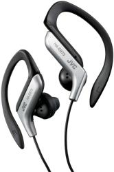 jvc ha eb75 s e ear clip headphones silver photo