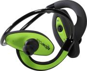 boompods spgrn sportpods black green photo