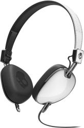 skullcandy navigator white black with mic3 photo