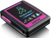 lenco podo 152 4gb mp3 player with pedometer pink photo