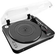 LENCO L-85 TURNTABLE WITH USB DIRECT RECORDING BLACK