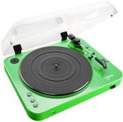 lenco l 85 turntable with usb direct recording green photo