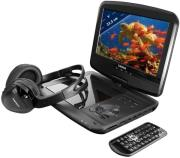 lenco dvp 937 9 portable dvd player photo