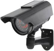 konig sas dummycam90 cctv dummy camera with solar panel and ir leds that light up in dark photo