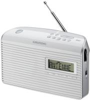 grundig music 65 dab digital radio white silver photo