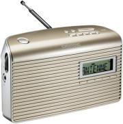 grundig music 7000 dab digital radio champagne silver photo