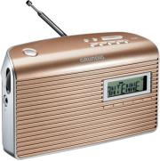grundig music 7000 dab digital radio rosegold silver photo