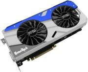 vga palit geforce gtx1080gamerock premium 8gb gddr5x pci e retail photo