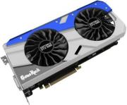 vga palit geforce gtx1080gamerock 8gb gddr5x pci e retail photo
