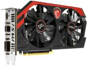vga msi nvidia geforce gtx750ti gaming n750ti tf 2gd5 oc 2gb gddr5 pci e retail photo