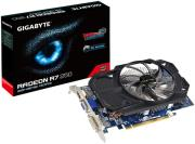 vga gigabyte amd radeon r7 250 gv r725oc 2gi 2gb ddr3 pci e retail photo