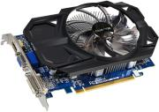 vga gigabyte amd radeon r7 240oc gv r724oc 2gi 2gb ddr3 pci e retail photo