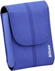 nikon cs l04 coolpix case for l series blue vaecsl04 photo