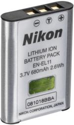 nikon en el11 rechargeable li ion battery vfb10301 photo