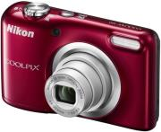 nikon coolpix a10 kit red photo