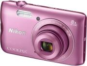 nikon coolpix a300 pink photo
