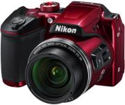 nikon coolpix b500 red photo