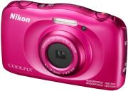 nikon coolpix w100 pink photo