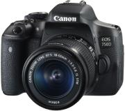 canon eos 750d kit ef s 18 55mm f 35 56 is stm photo