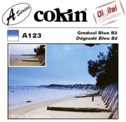 cokin filter a123 gradual blue 2 photo