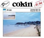 cokin filter p122 gradual blue 1 photo