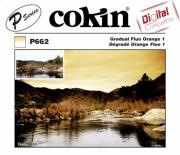 cokin filter p662 gradual fluo orange 1 photo