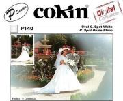 cokin oval center spot p140 white photo