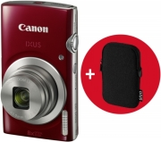 canon ixus 185 red essential kit photo