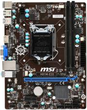 mitriki msi h81m e33 retail photo