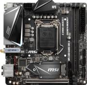 ΜΗΤΡΙΚΗ MSI MPG Z390I GAMING EDGE AC RETAIL υπολογιστές   μητρικές κάρτες